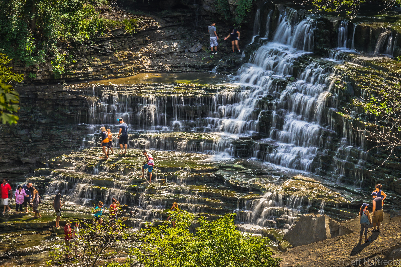 waterfalls albion falls