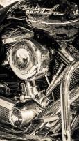 harley davidson chrome engine