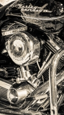 harley davidson chrome engine