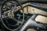 ford thunderbird 1957 interior