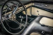 ford thunderbird 1957 interior