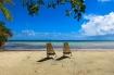 caribo island beach belize
