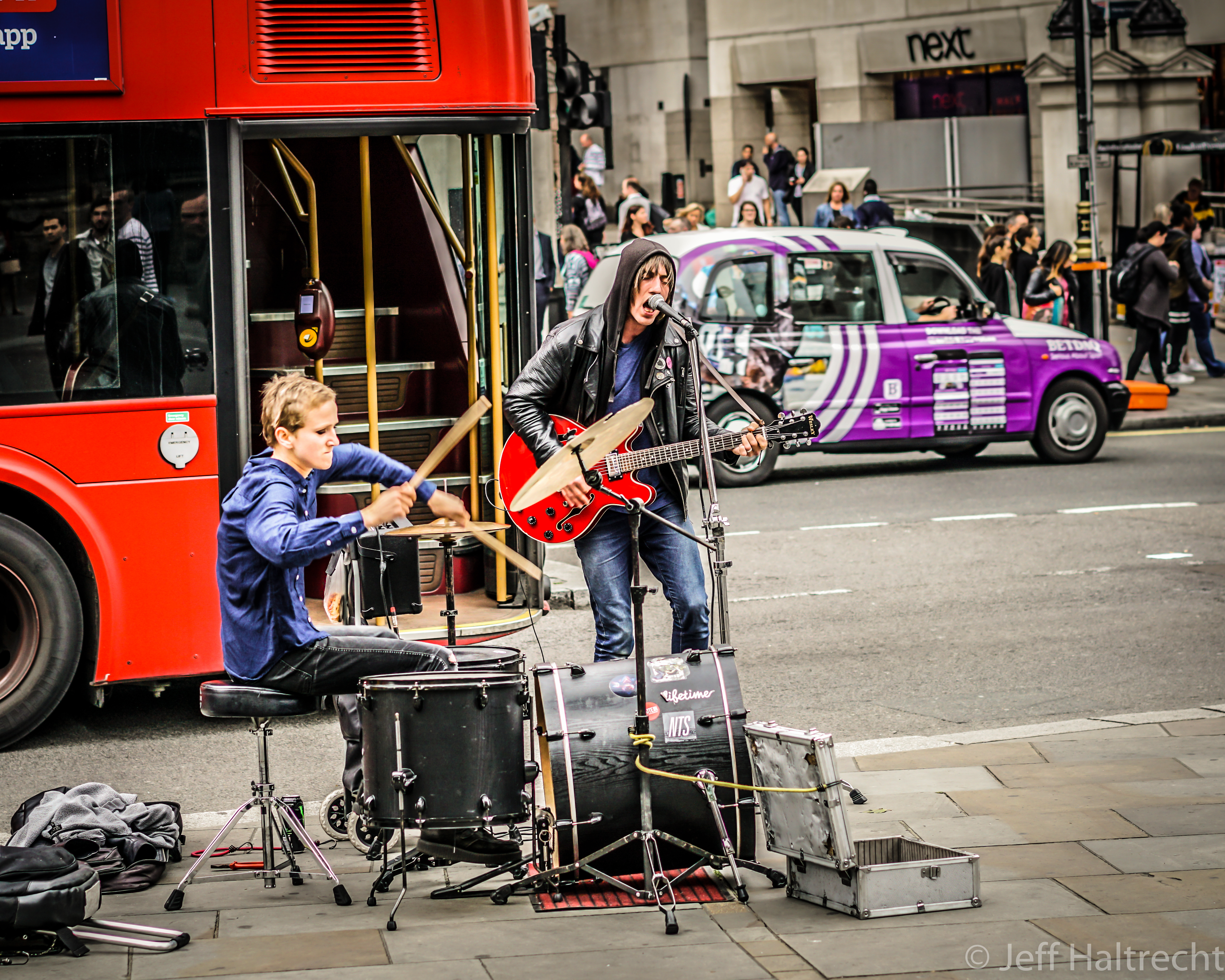 tommy and mary live band streets london england