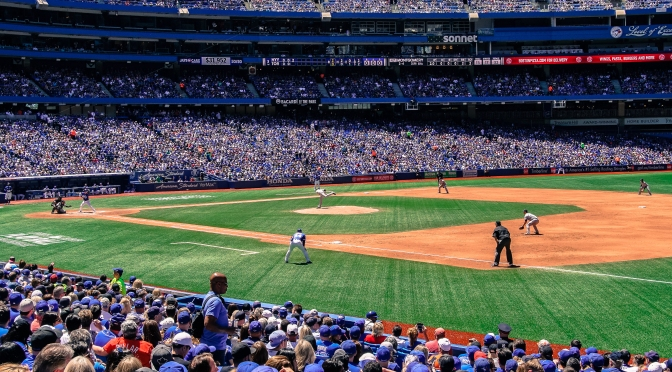 toronto blue jays new york yankees baseball game