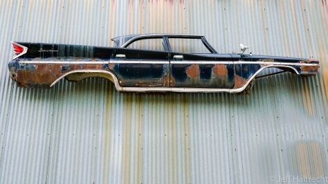 1960 desoto adventurer 4 door hardtop wall art