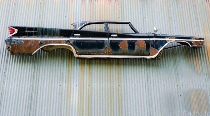 1960 DeSoto Adventurer 4 door hardtop wall art