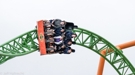 darien lake rides tantrum roller coaster