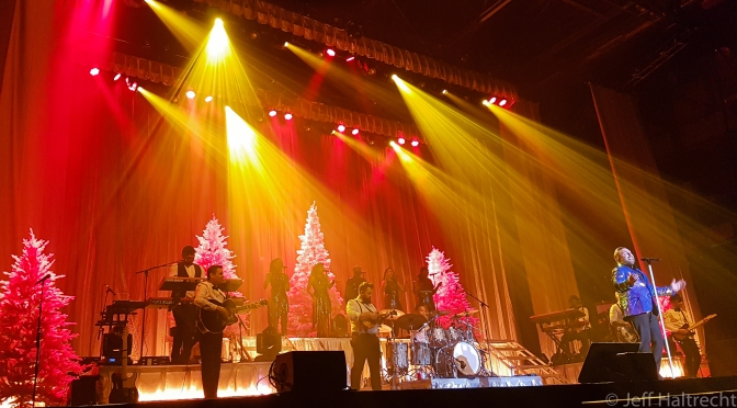 Johnny Reid My Kind Of Christmas Tour In St. Catharines