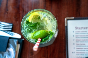 real mojito cocktail recipe traditional cuban highball restaurant gouverneur